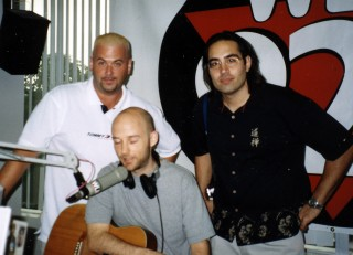 Andre, Moby, DJ Theo